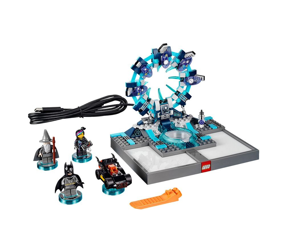 LEGO Set 71173-1 Xbox 360 Starter Pack (Model - A-Model)