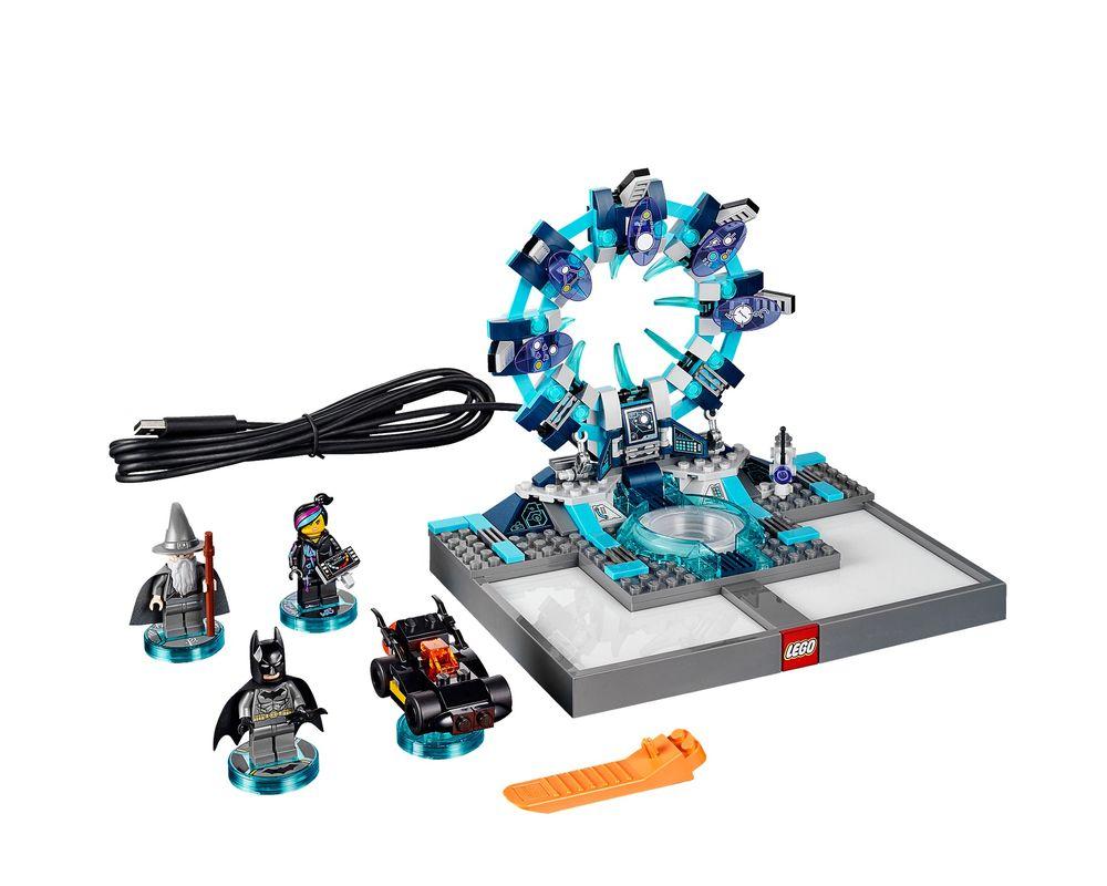 LEGO Set 71174-1 Wii U Starter Pack (LEGO - Model)