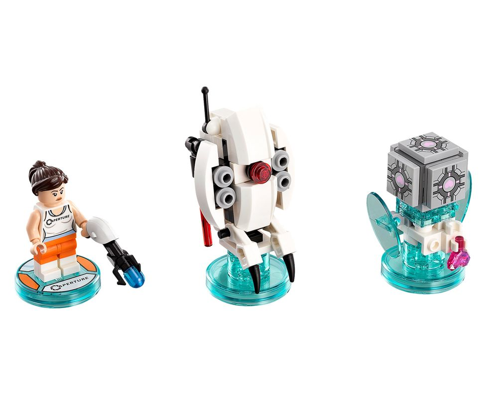 LEGO Set 71203-1 Portal 2 Level Pack (Model - A-Model)