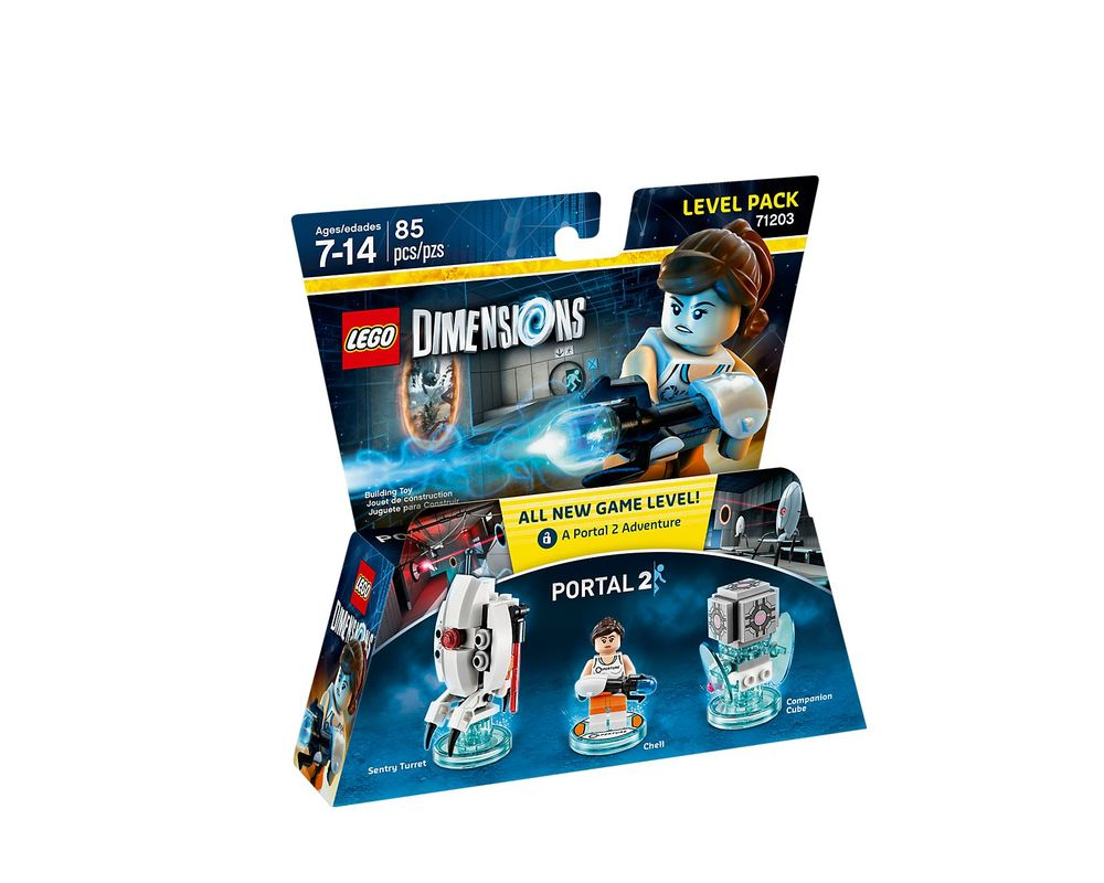 LEGO Set 71203-1 Portal 2 Level Pack
