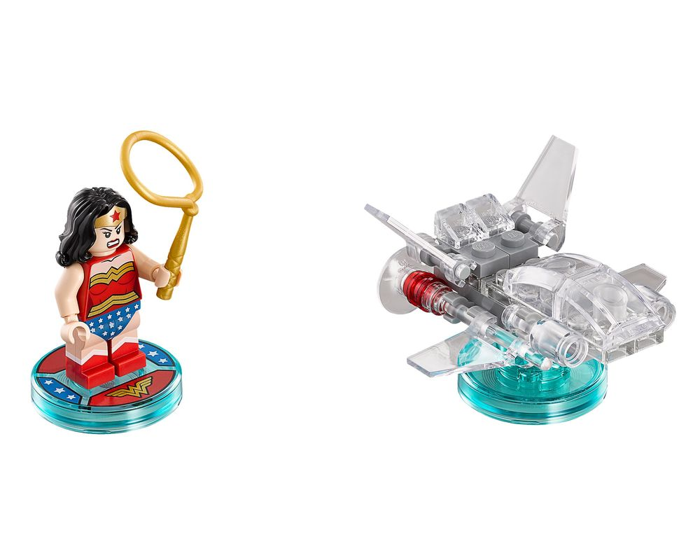LEGO Set 71209-1 Wonder Woman Fun Pack (LEGO - Model)