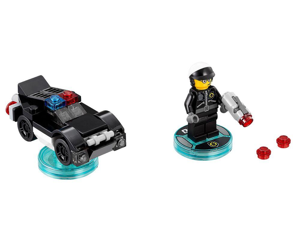 LEGO Set 71213-1 Bad Cop Fun Pack (LEGO - Model)