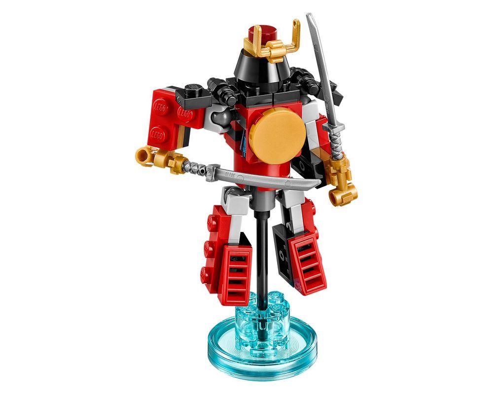 LEGO Set 71216-1 Nya Fun Pack