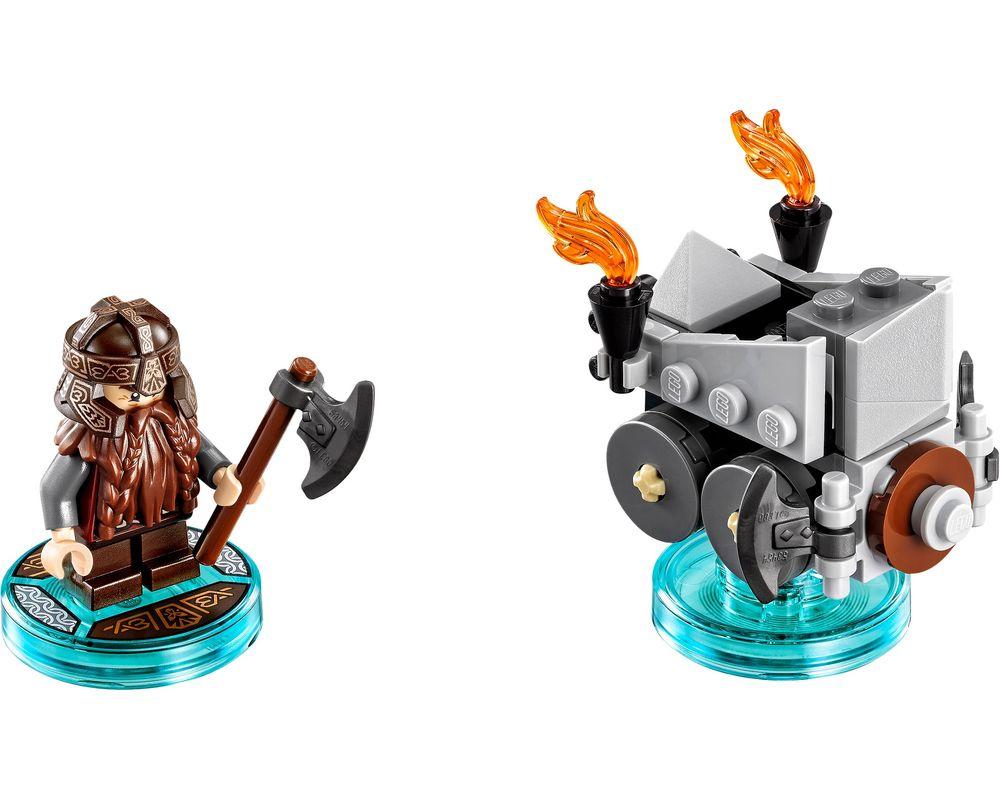 LEGO Set 71220-1 Gimli Fun Pack (Model - A-Model)