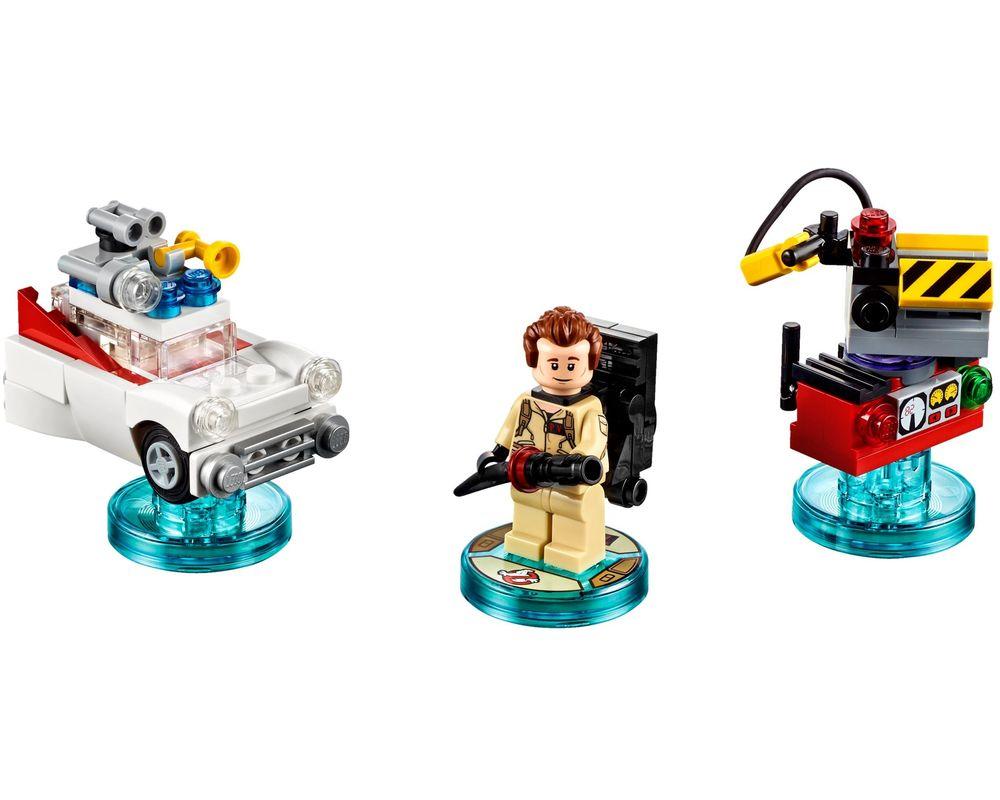 LEGO Set 71228-1 Ghostbusters Level Pack (LEGO - Model)