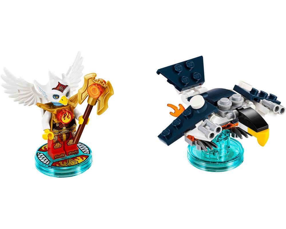 LEGO Set 71232-1 Eris Fun Pack (Model - A-Model)
