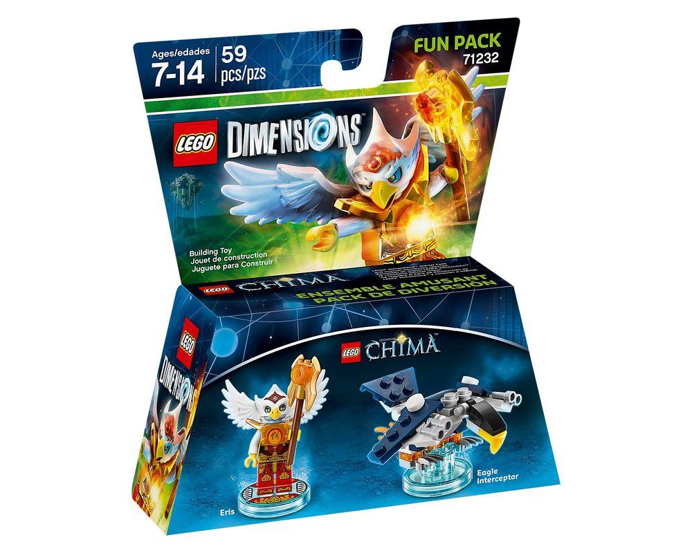 LEGO Set 71232-1 Eris Fun Pack