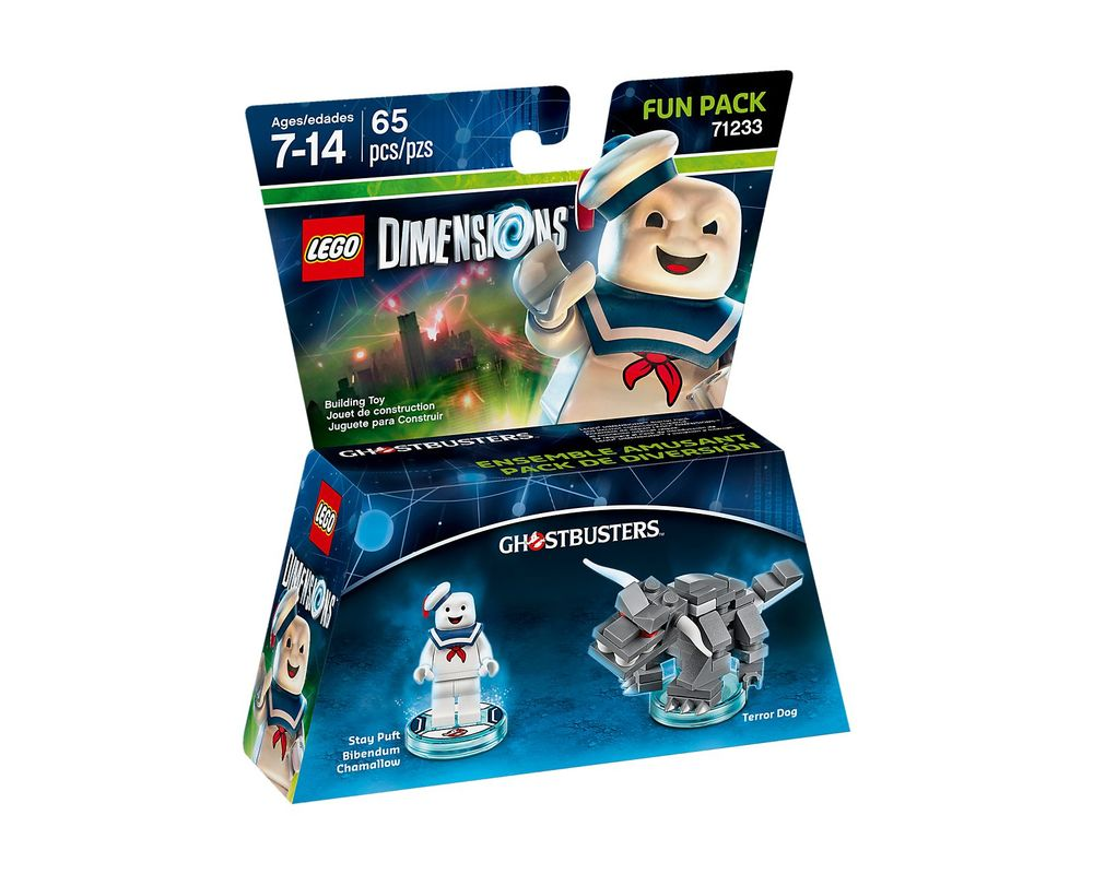 LEGO Set 71233-1 Stay Puft Fun Pack