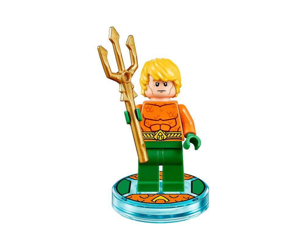 LEGO Set 71237-1 Aquaman Fun Pack
