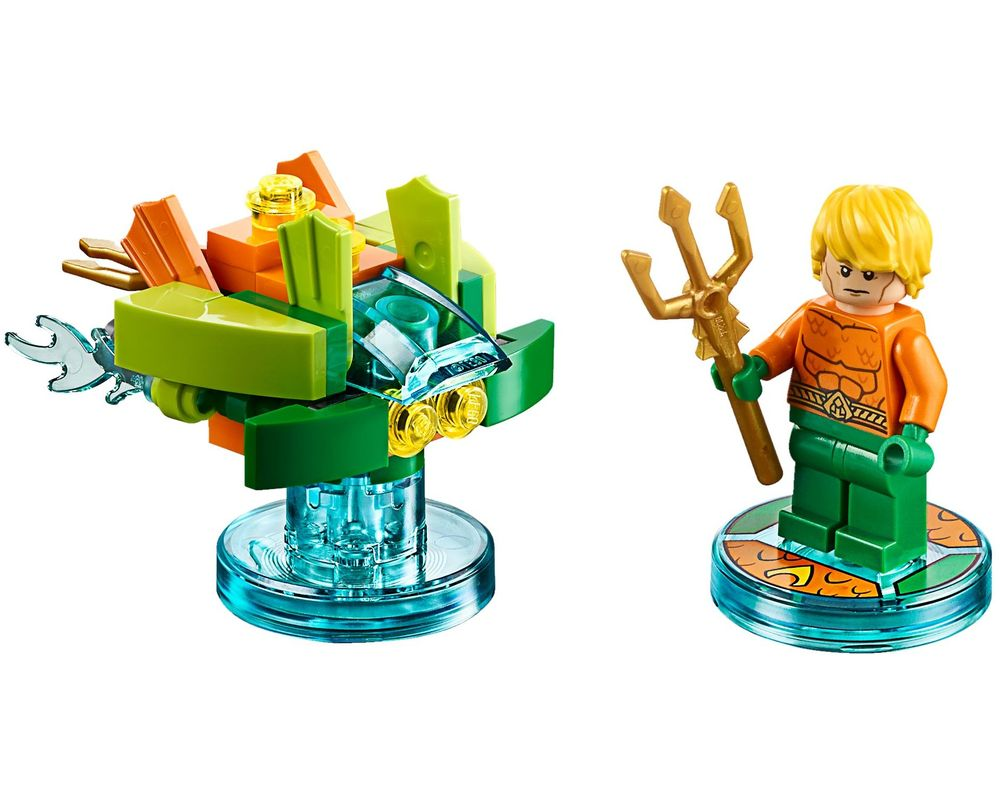 LEGO Set 71237-1 Aquaman Fun Pack (LEGO - Model)