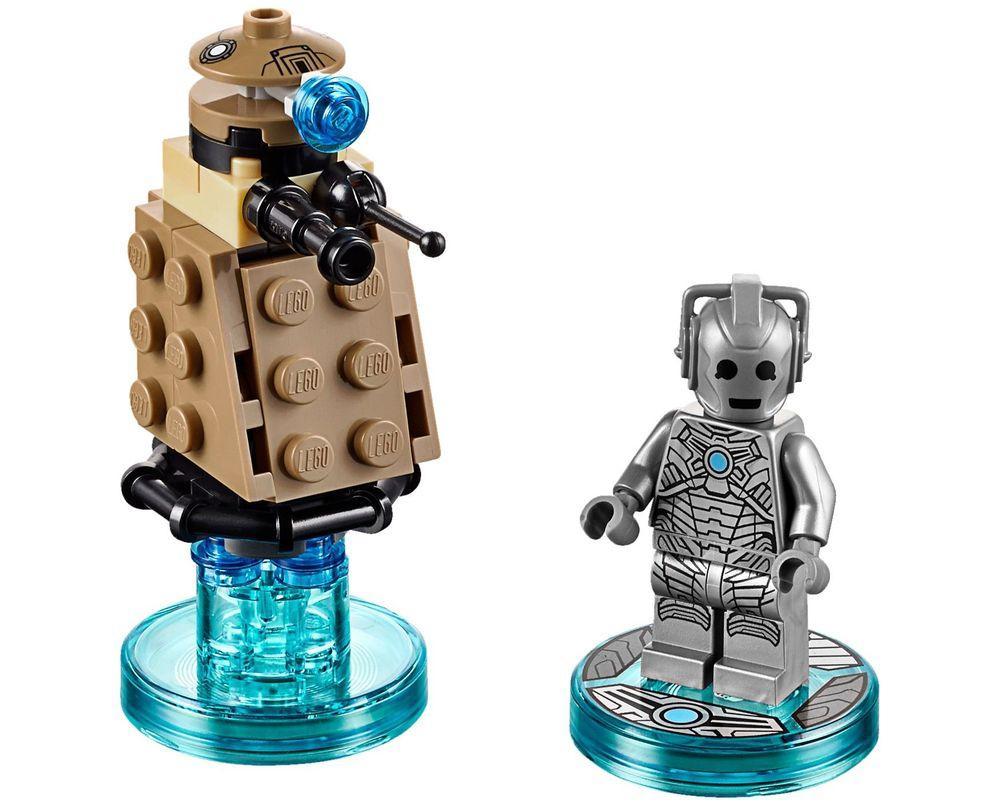 LEGO Set 71238-1 Cyberman Fun Pack (LEGO - Model)