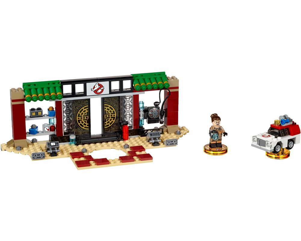 LEGO Set 71242-1 Ghostbusters: Play The Complete Movie Story Pack (Model - A-Model)