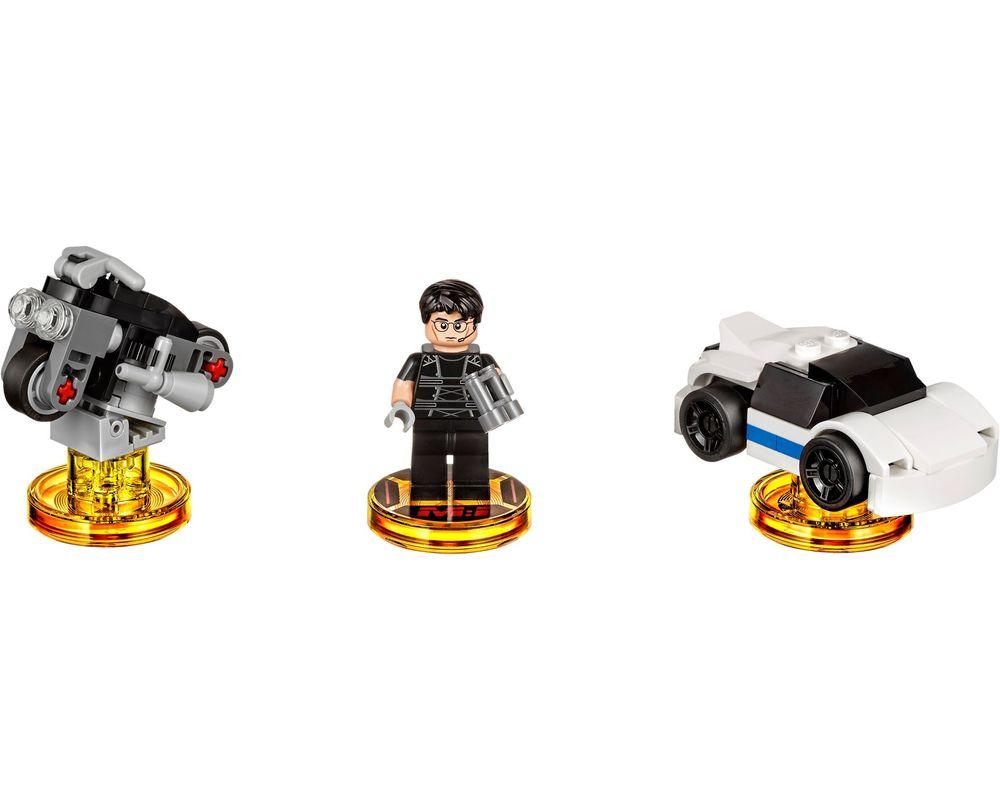 LEGO Set 71248-1 Mission: Impossible Level Pack (LEGO - Model)