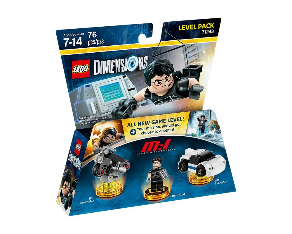 LEGO Set 71248-1 Mission: Impossible Level Pack