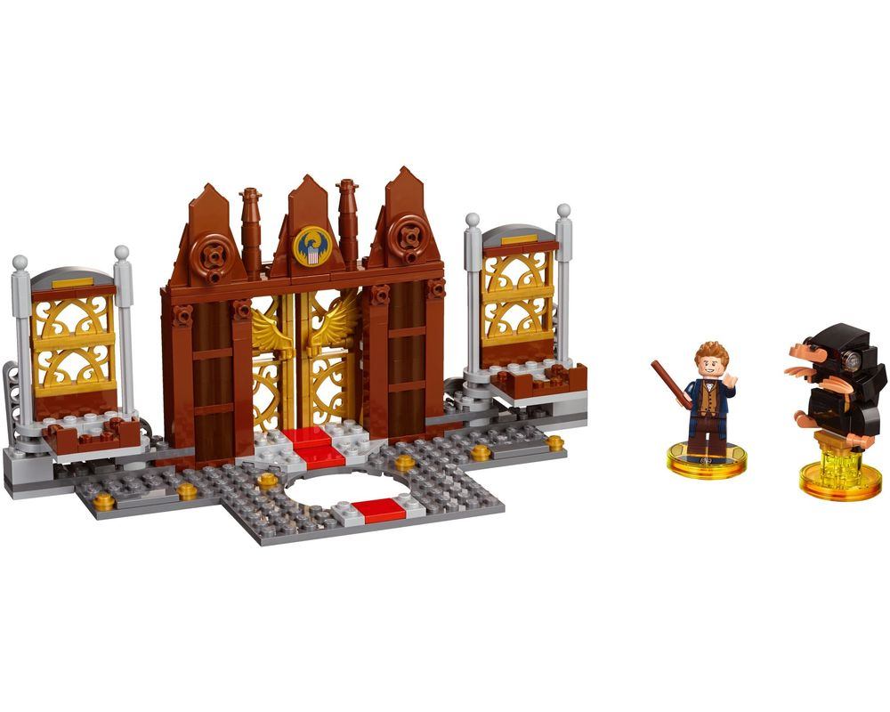 LEGO Set 71253-1 Fantastic Beasts and Where to Find Them Story Pack (Model - A-Model)