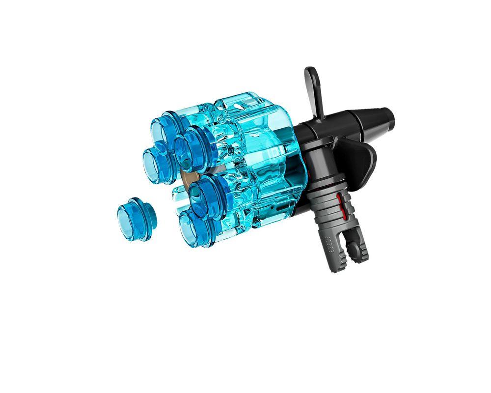 LEGO Set 71302-1 Akida Creature of Water