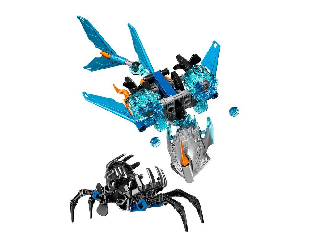 LEGO Set 71302-1 Akida Creature of Water (LEGO - Model)