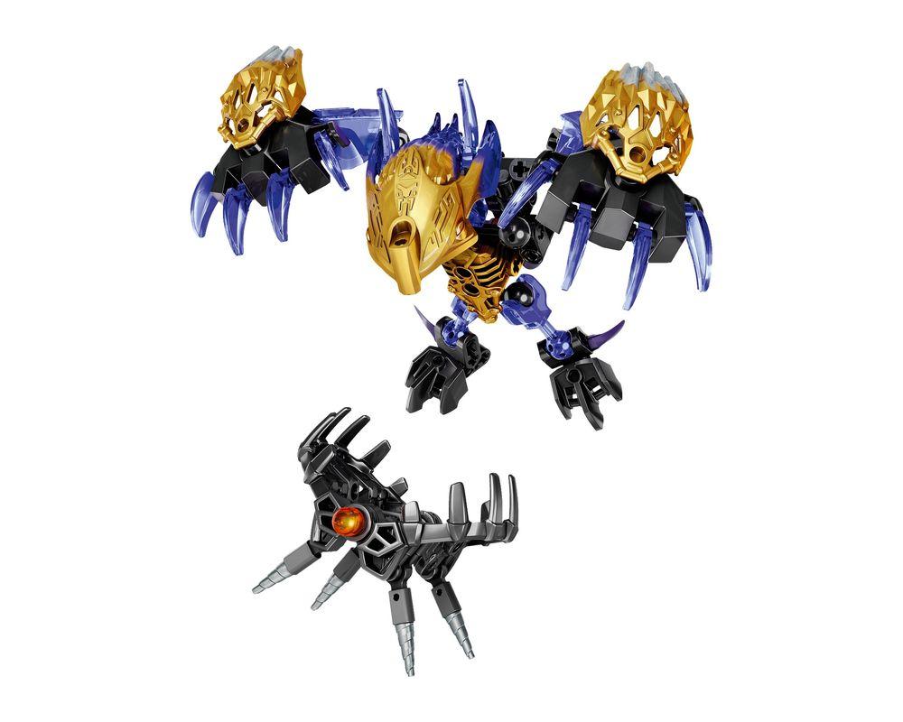LEGO Set 71304-1 Terak Creature of Earth (Model - A-Model)