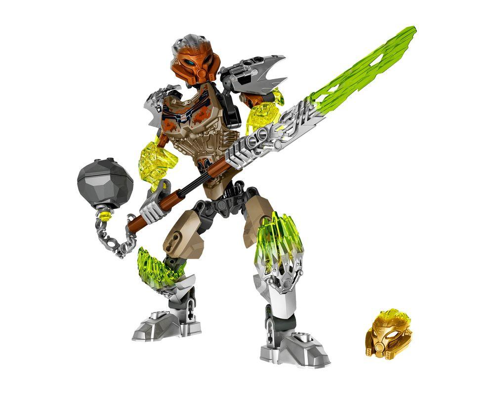 LEGO Set 71306-1 Pohatu Uniter of Stone (LEGO - Model)