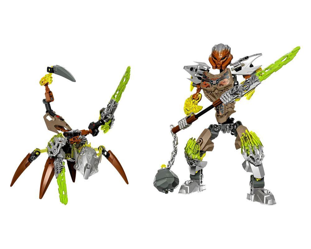 LEGO Set 71306-1 Pohatu Uniter of Stone
