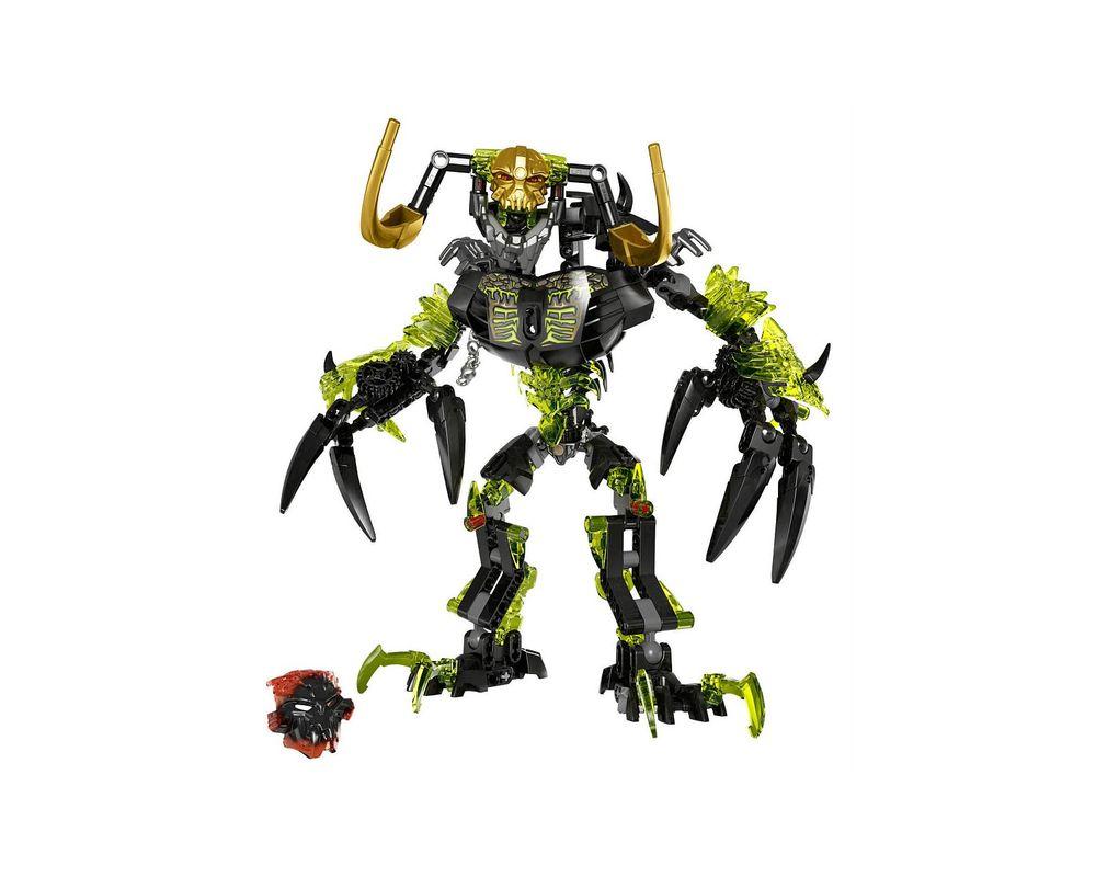 LEGO Set 71316-1 Umarak the Destroyer (LEGO - Model)