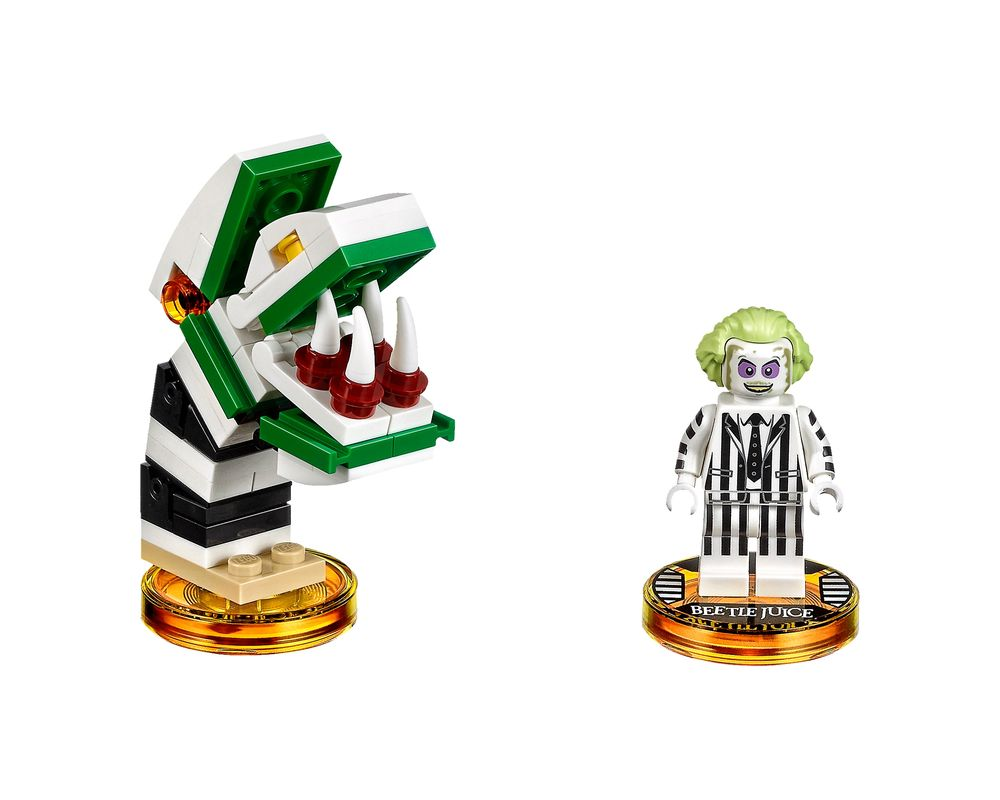 LEGO Set 71349-1 Beetlejuice Fun Pack (LEGO - Model)