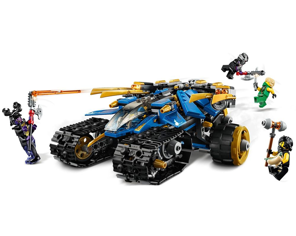 LEGO Set 71699-1 Thunder Raider (Model - A-Model)