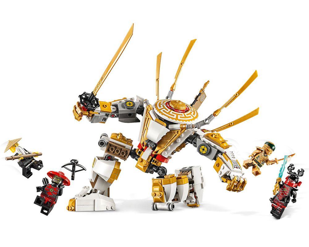 LEGO Set 71702-1 Golden Mech