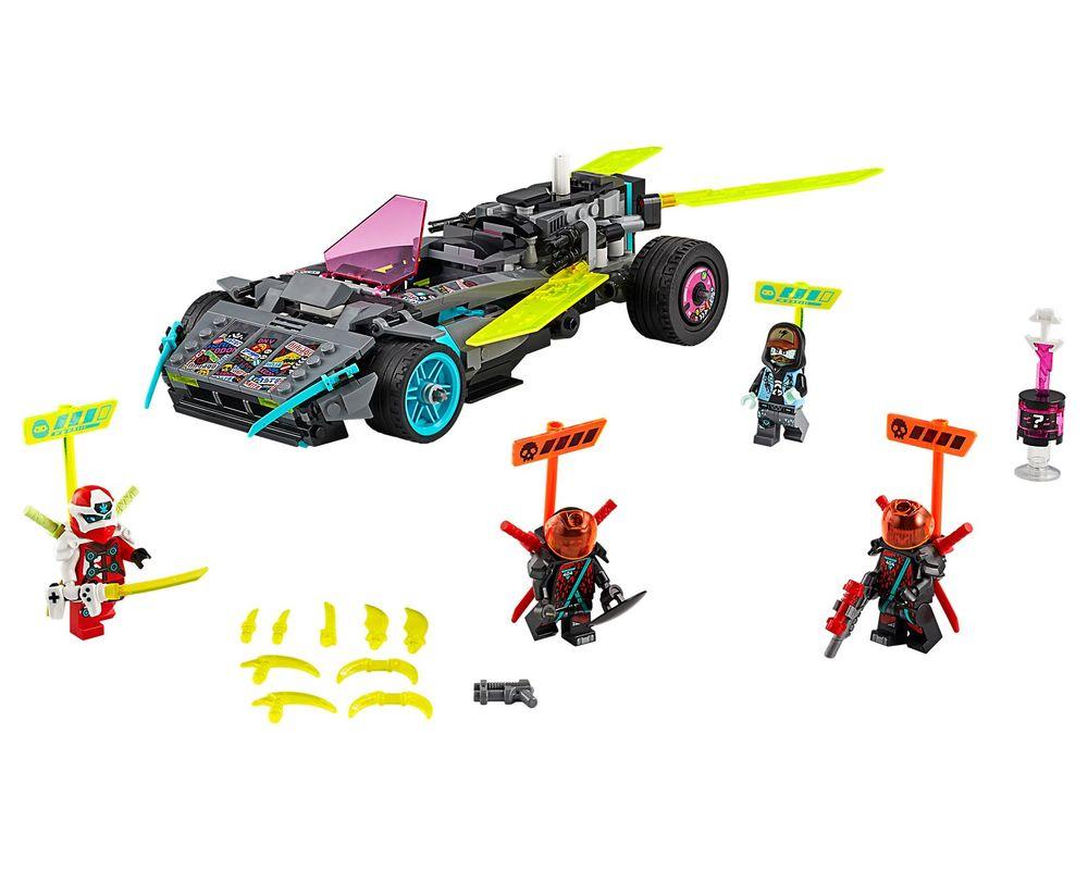 LEGO Set 71710-1 Ninja Tuner Car (Model - A-Model)