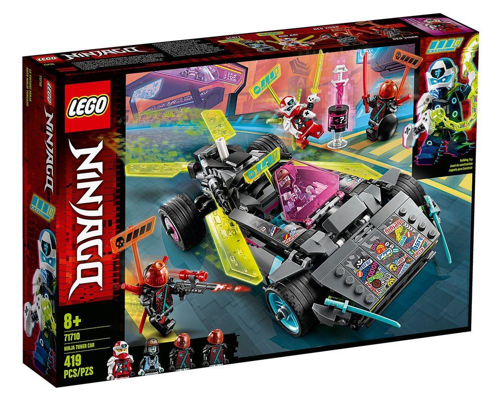 LEGO Set 71710-1 Ninja Tuner Car