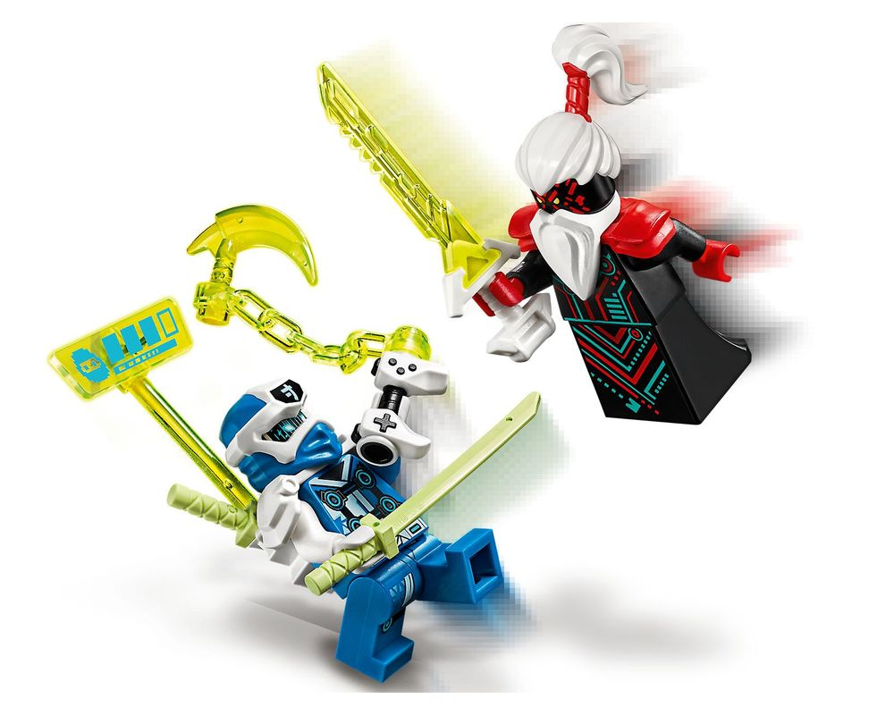 LEGO Set 71711-1 Jay's Cyber Dragon
