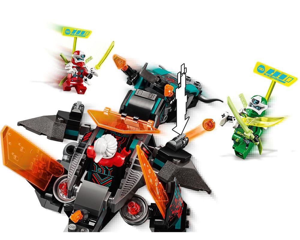LEGO Set 71713-1 Empire Dragon (2020 Ninjago ...