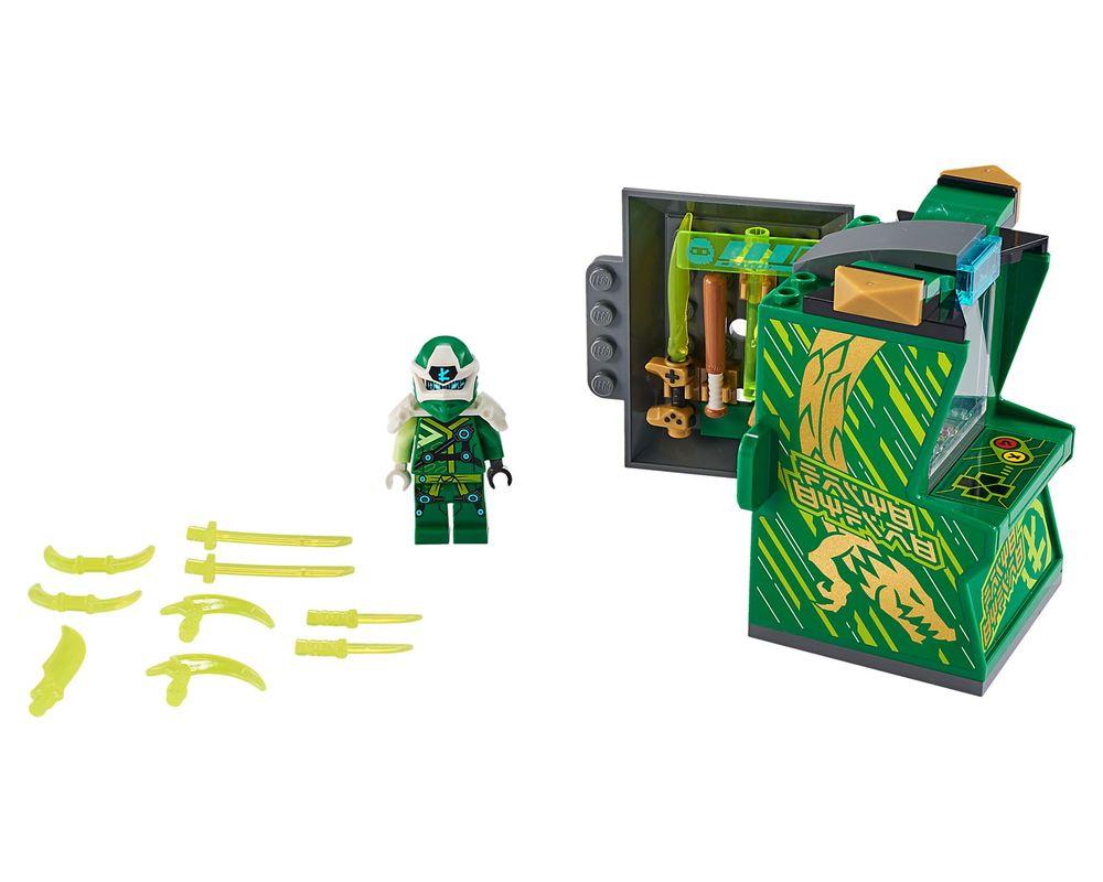 LEGO Set 71716-1 Lloyd Avatar - Arcade Pod (Model - A-Model)