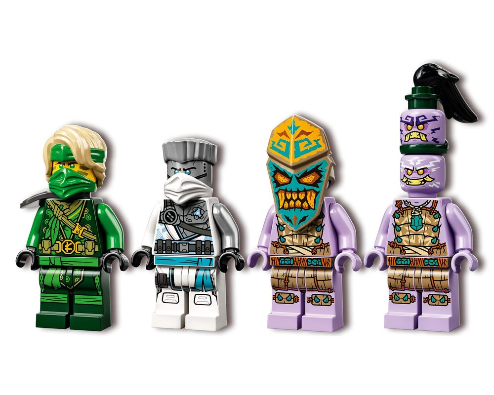 LEGO Set 71746-1 Jungle Dragon (2021 Ninjago ...
