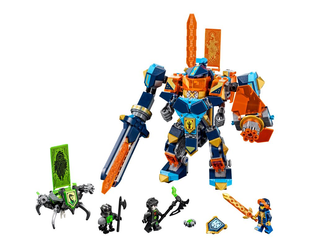 LEGO Set 72004-1 Tech Wizard Showdown (LEGO - Model)