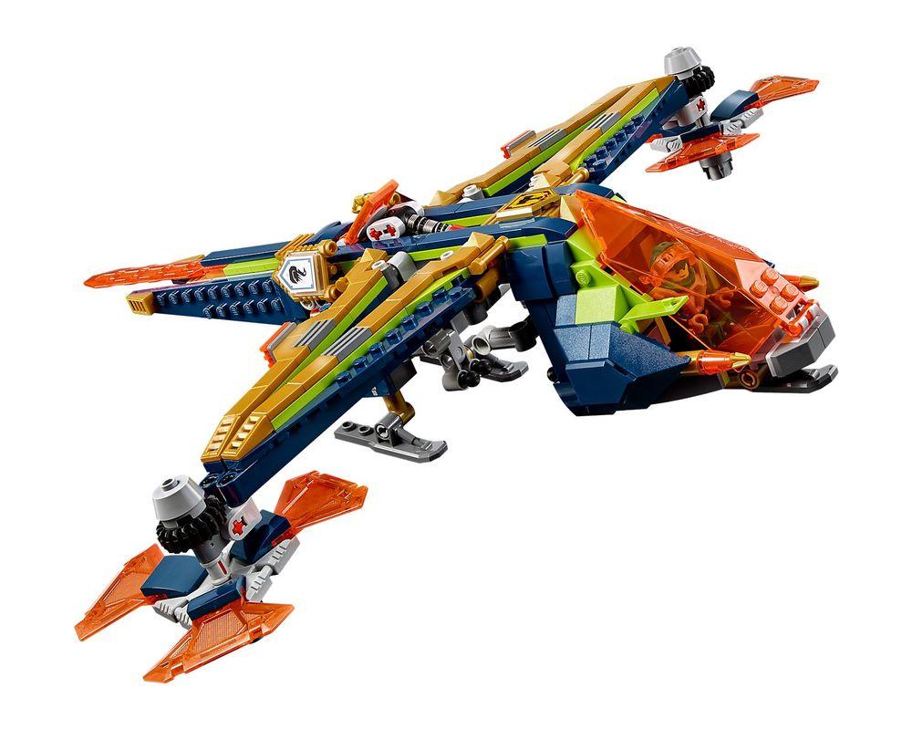 LEGO Set 72005-1 Aaron's X-bow
