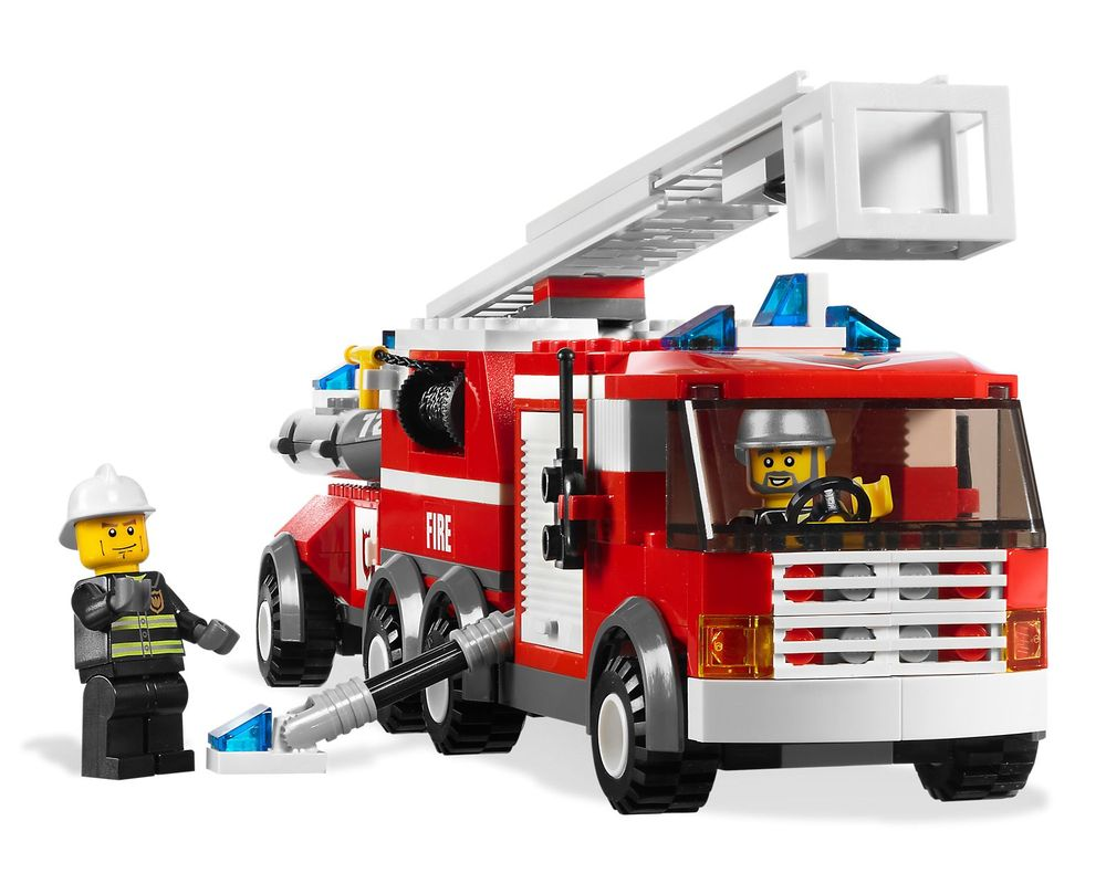 LEGO Set 7239-1 Fire Truck