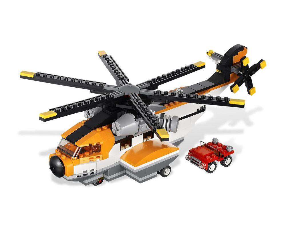 LEGO Set 7345-1 Transport Chopper