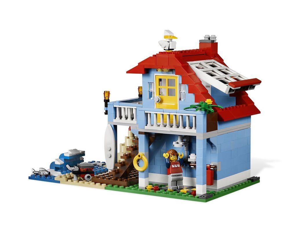 LEGO Set 7346-1 Seaside House