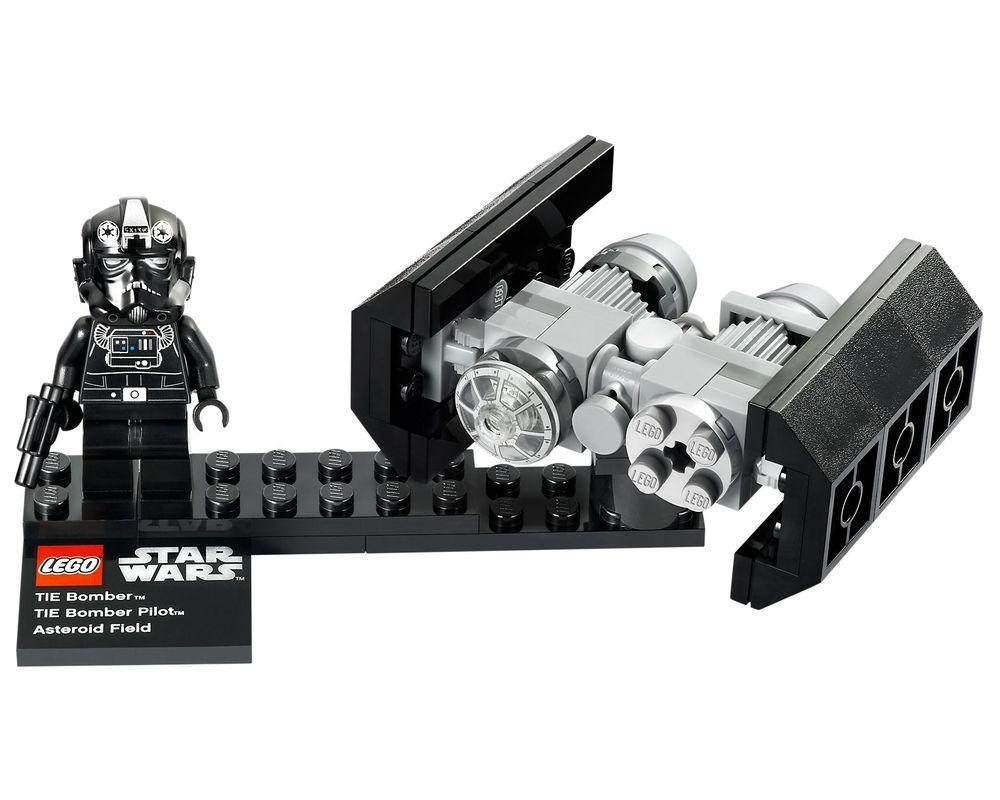 LEGO Set 75008-1 TIE Bomber & Asteroid Field