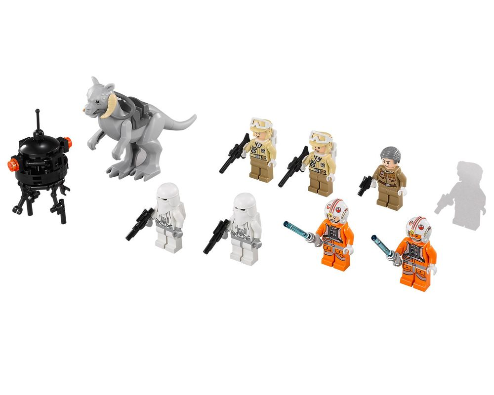 LEGO Set 75014-1 Battle Of Hoth
