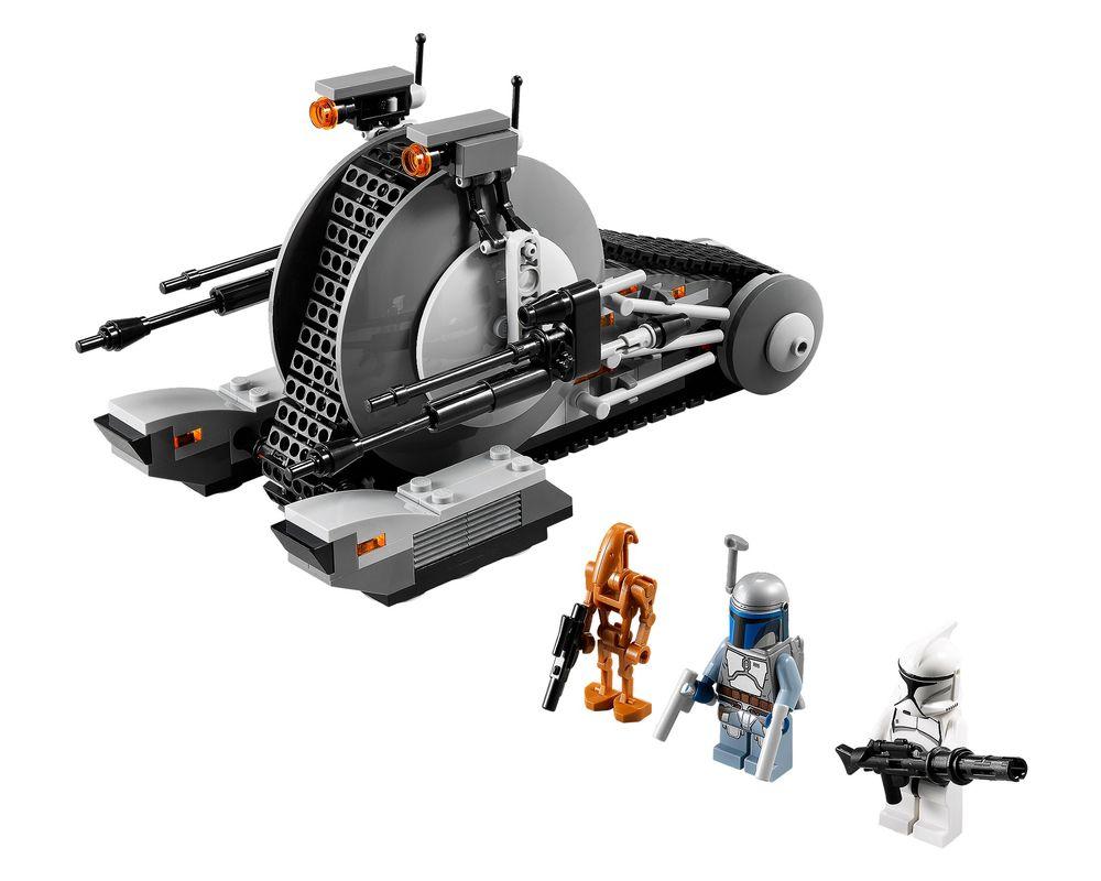 LEGO Set 75015-1 Corporate Alliance Tank Droid (LEGO - Model)