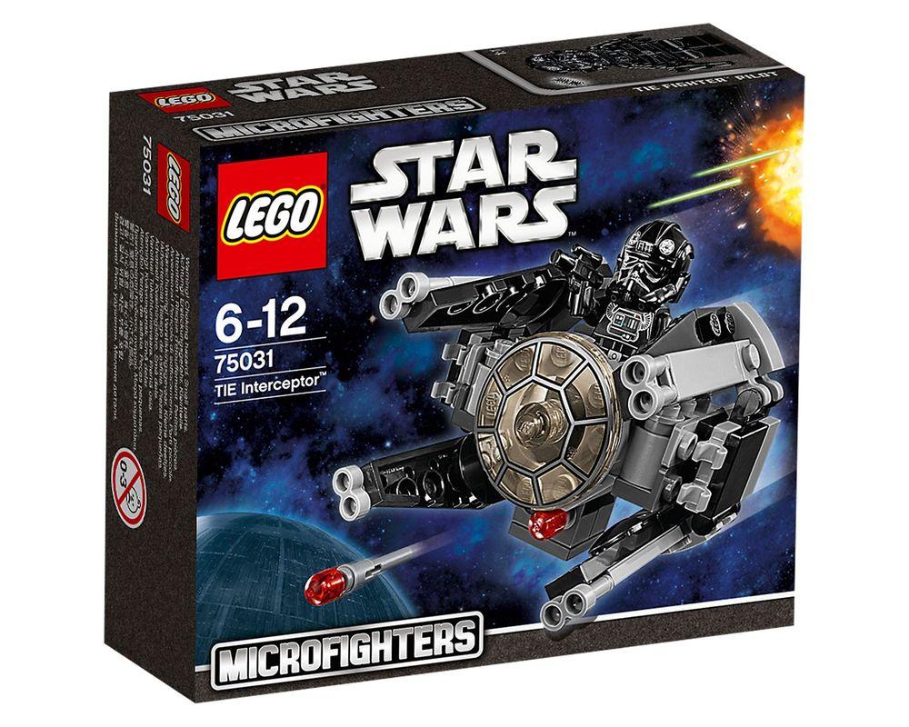 LEGO Set 75031-1 TIE Interceptor