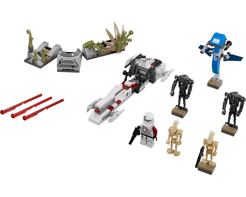 LEGO Set 75037-1 Battle on Saleucami (Model - A-Model)