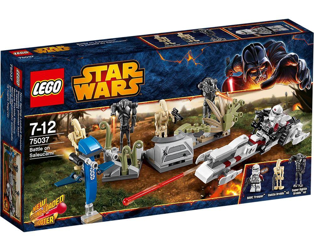 LEGO Set 75037-1 Battle on Saleucami