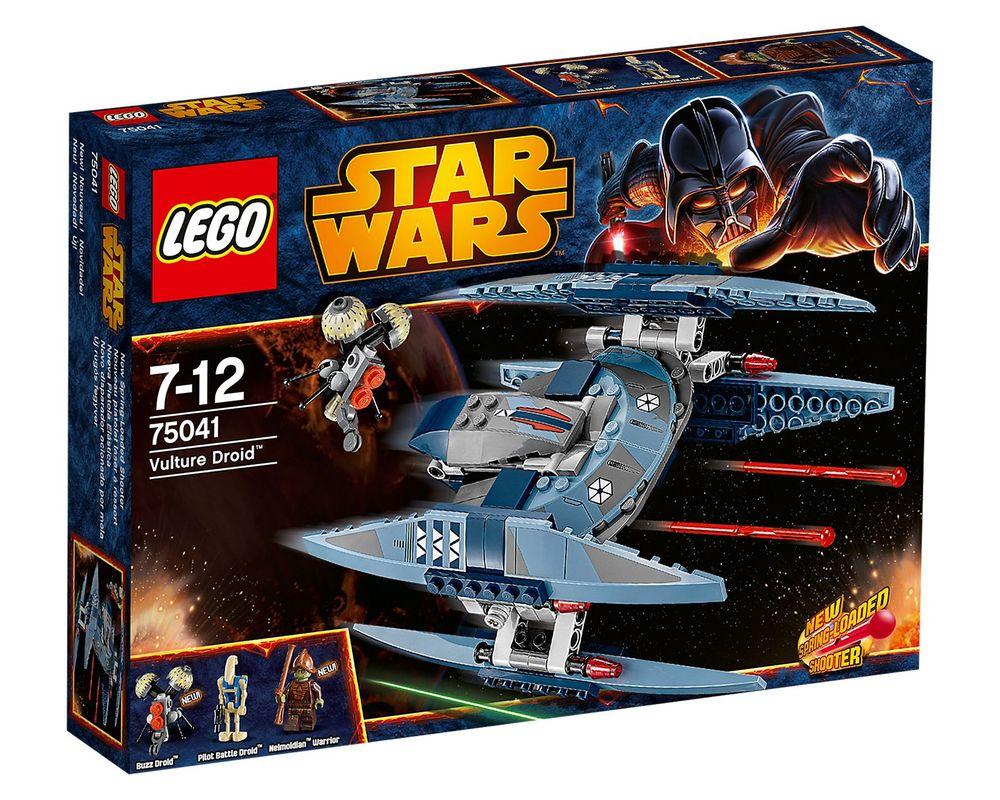 LEGO Set 75041-1 Vulture Droid