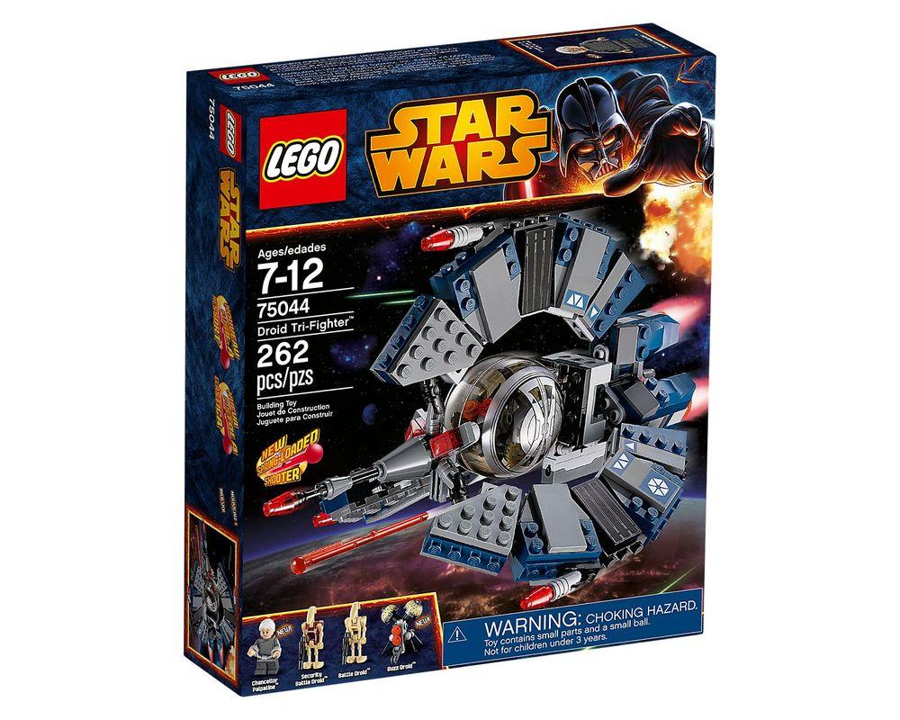 LEGO Set 75044-1 Droid Tri-Fighter
