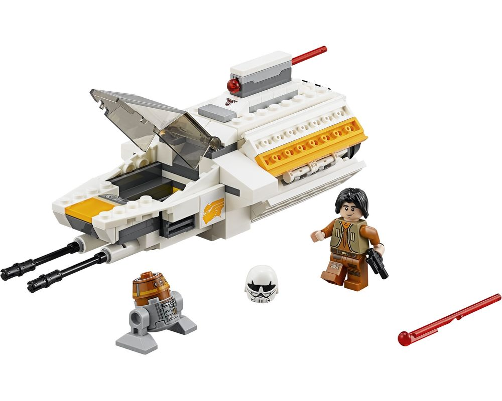 LEGO Set 75048-1 The Phantom (LEGO - Model)