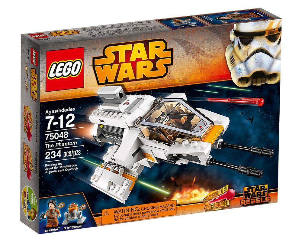 LEGO Set 75048-1 The Phantom