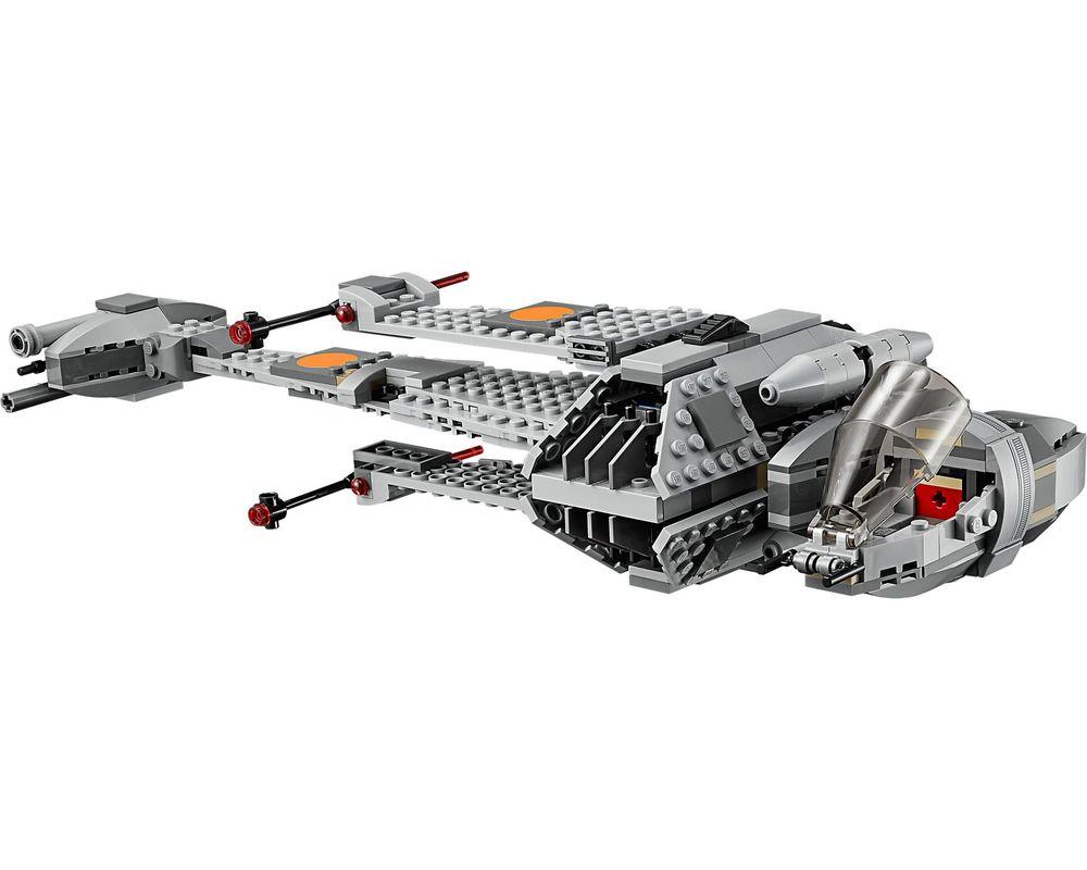Lego 75050 Star Clone Wars  B-WING BWING B WING STAR FIGHTER NISB Retired Rare